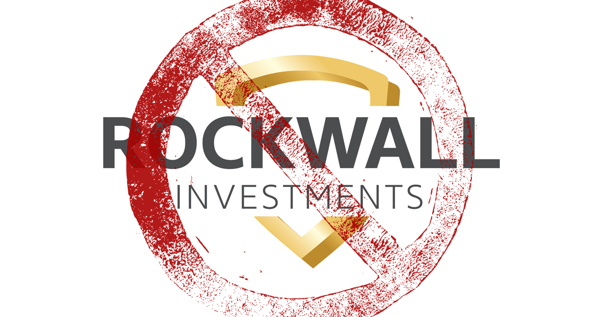 rockwall investments najwieksze oszustwo 2020