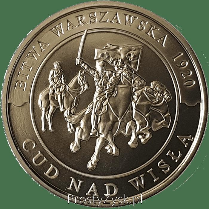 darmowa moneta 1920 skarbnica narodowa